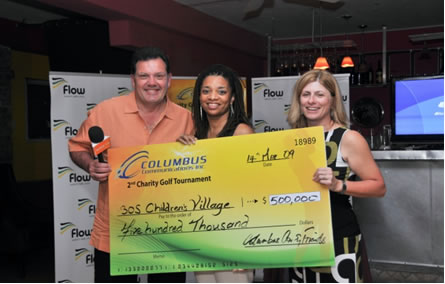 WSEE and Flow donate $500,000 to SOS Children's Village